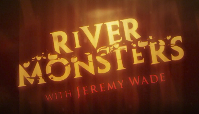 River Monsters Logo